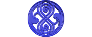 The Seal Of Rassilon (3D)
